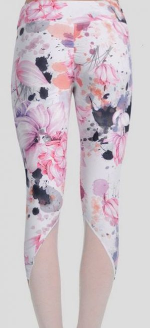 Half Moon Yoga Leggings