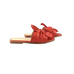 Bow Slide Sandals